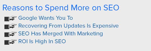 Reasons to Spend More on SEO
