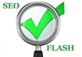 seo and flash website incorporation
